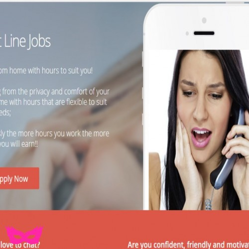 chat line jobs wakefield WF1